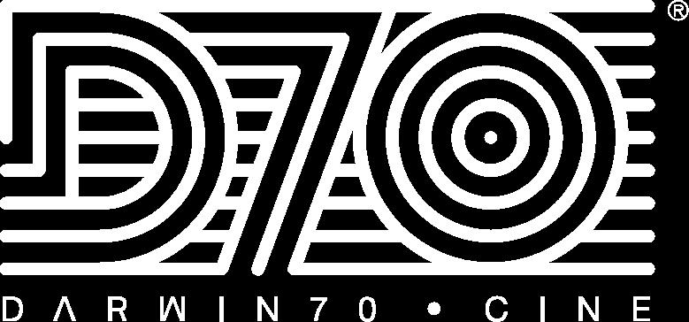 Logo darwin 70 White